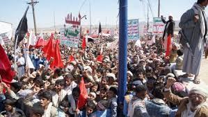 عاجل : عمران ..  إنتشار كثيف للجيش والأمن عشية مظاهرات دعت إليها جماعة الحوثي ، ومخاوف من خروج المظاهرات عن سلميتها