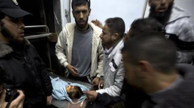 مقتل شخصين بغارات جوية إسرائيلية على قطاع غزة القصف استهدف مواقع تدريب تابعة لكتائب القسام بوسط غزة وخان يونس