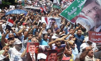 الداخلية المصرية : الاعدام لمن يقود مسيرة حتى وان كانت سيدة