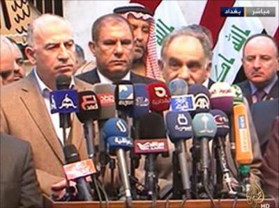 استقالة نواب ودعوات لإيجاد حل لأزمة الأنبار