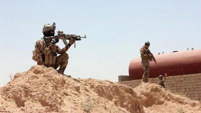 """حرب شوارع بين العشائر ومسلحي """"داعش"""" في أحياء الرمادي"""