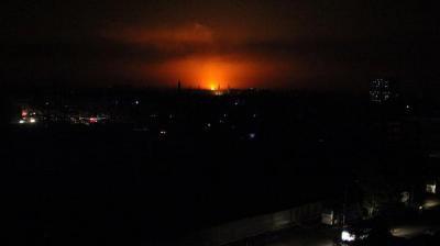 السعودية: أحياء من منطقة حائل تغرق في الظلام الدامس