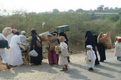 """بعد تغيير وجه السلفيين إلى صنعاء غضب الشارع يدفع هادي للقاء بـ""""الحجوري"""" لبحث  موضوع الإقامة"""