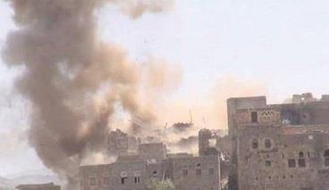 في أشرس هجوم على وادي دنان للحوثي .. قائد من الجبهة  : أبناء حاشد يقاتلون ببسالة ( تفاصيل ميدانية)