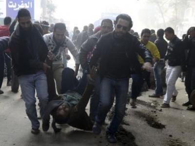 مصر : أكثر من 49 قتيلاً واحتفالات بذكرى ثورة يناير
