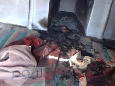عمران : إحراق مسجد في مديرية جبل عيال يزيد في ظاهرة ليست الأولى في المنطقة