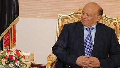 رئيس الجمهورية يستقبل اللجنة المكلفة بحل النزاع في الجوف