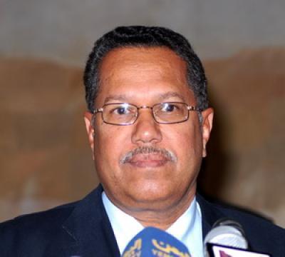 إنتخاب الدكتور أحمد عبيد بن دغر رئيساً للمنظمة العربية لتكنولوجيات الإتصال والمعلومات