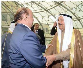"""وكالة الأنباء اليمنية """"سبأ"""" تتجاهل سفرية رئيس الجمهورية إلى الكويت ، والبعض يقول أن ذلك لإسباب أمنية"""