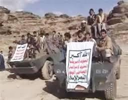 معسكرات الجيش في  صعدة أمولاً تنهب وأسلحة تباع