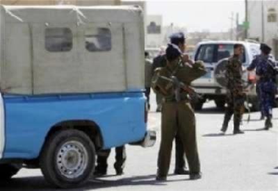 القبض على أفراد عصابة للسطو المسلح على محلات الصرافة واختطاف أبناء التجار  بأمانة العاصمة