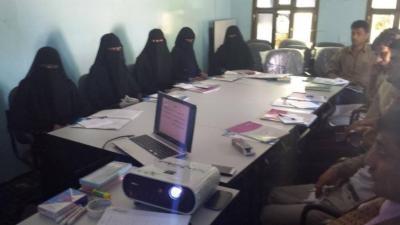 جمعية أجيال مأرب بالتعاون مع الصندوق الإجتماعي للتنمية تنفذ دورة تدريبية خاصة بأساسيات التنمية