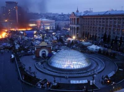 تجدد الإشتباكات وإخلاء مبنى الحكومة والبرلمان في أوكرانيا