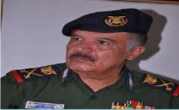 مصادر : تسريب الخطة الأمنية تطيح باللواء صادق الحيد من قيادة أمن عدن