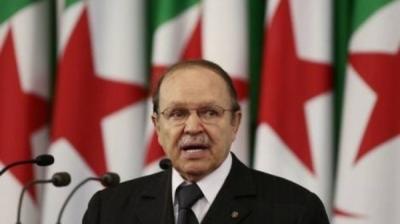 بوتفليقة يعلن ترشحه للانتخابات الرئاسية الجزائرية
