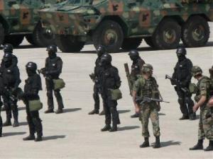 إقرار الزي الرسمي الجديد لقوات الأمن الخاصة وبقية أجهزة الداخلية