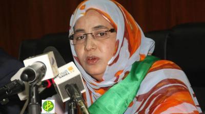 عندما تتولى امرأة السلطة في العاصمة الموريتانية