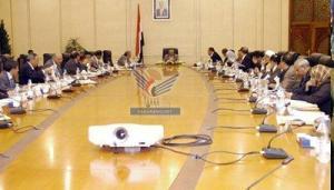 الحكومة اليمنية ترحب بقرار مجلس الأمن وتقول بأنه يؤكد التمسك بالوحدة