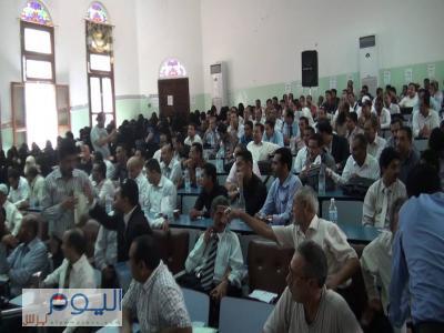 جامعة الحديدة تنتخب هيئة إدارية جديدة لنقابة هيئة التدريس ( أسماء الفائزين )