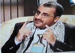 الناطق الرسمي لجماعة الحوثي : لا توجد هنالك أي لقاءات رسمية بين الحوثيين واللواء علي محسن ، وكل ما حصل عبارة عن مبادرة من عبد القادر هلال