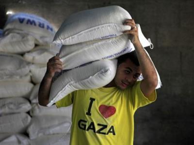 انعدام الأمن الغذائي لـ57% من أسر غزة