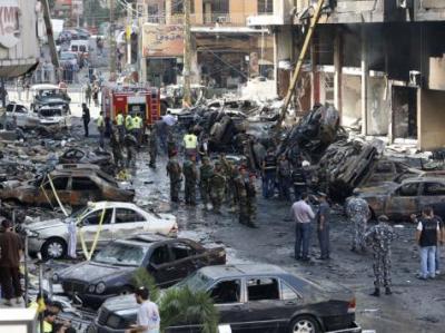 قتلى بتفجير استهدف مركزا لحزب الله بالبقاع