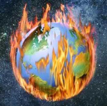 سيناريوهات الغرق بين الواقع العلمي والتناول الإعلامي ( الإحتباس الحراري )