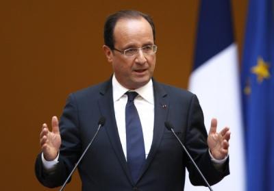 هولاند: لا جدوى من جنيف 2 إذا لم يتناول تنحي الأسد