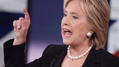 كلينتون تكشف المسؤول عن خسارتها الرئاسة