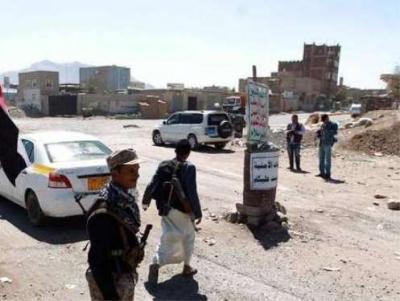 الحوثيون يعتقلون قيادي مؤتمري في الضالع بعد إقتحام منزله
