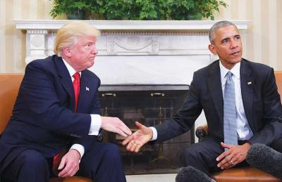 وصايا أوباما لترامب بشأن سوريا وإيران والتحالف مع أوروبا ضمن الناتو