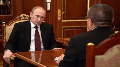 بوتين يقيل وزير التنمية الاقتصادية من منصبه بسبب رشاوى وفقدان الثقة