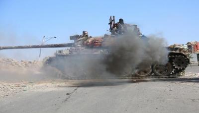 آخر مستجدات المعارك من تعز .. الجيش والمقاومة يتقدمان ويسيطران على مواقع جديدة ( أسماء المواقع )