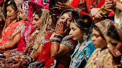 مسؤول هندي ينفق 74 مليون دولار على زفاف ابنته