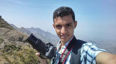مقتل مصور صحفي  وعدد من الجنود في تعز إثر انفجار لغم زرعه الحوثيون عقب إنسحابهم