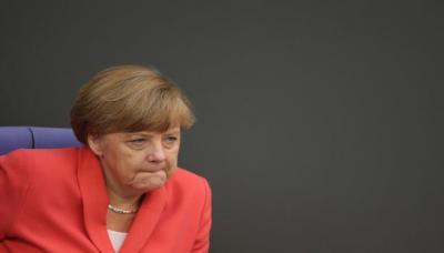 المستشارة الألمانية أنغيلا ميركل تعلن رسمياً ترشحها لولاية رابعة