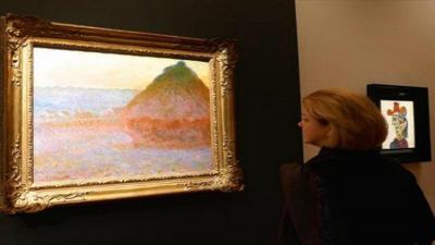 لوحة فنية بـ81 مليون دولار!