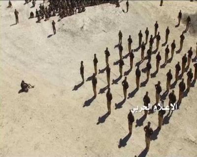 شاهد بالصور .. الحوثيون يبدأون بتشكيل قوات مماثلة للحشد الشعبي العراقي ويهمشون الجيش والأمن
