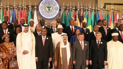 انسحاب وفود المغرب والسعودية والإمارات والبحرين من القمة العربية – الإفريقية