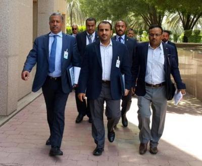 """البخيتي يكشف عن خيانة الحوثيين لحزب المؤتمر وتلقيهم صفعة من """" كيري"""""""