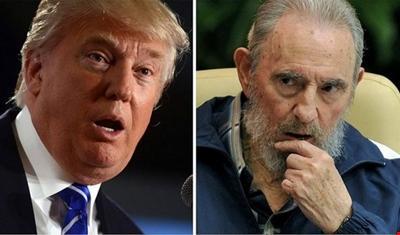ترامب يحرّك تويتر بتغريدة غامضة حول رحيل كاسترو