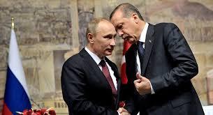 بوتين وأردوغان يتفقان على تكثيف الاتصالات العسكرية والأمنية والاستخبارية