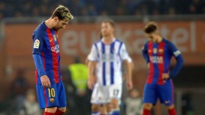 برشلونة يواصل عروضه السيئة وفقدان النقاط قبل الكلاسيكو