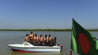 بنغلادش ترفض استقبال الروهينغا المسلمة الفارة من الاضطهاد ببورما