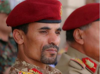 حقيقة الأنباء التي تناولت إصابة القائد الميداني الحوثي علي أبو الحاكم
