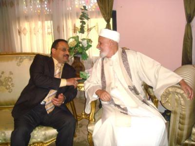 وفاة العلامة محمد بن إسماعيل الحجي أحد أهم أركان القضاء في اليمن ( المناصب التي تقلدها )