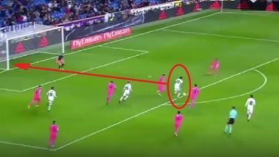 بالفيديو .. نجل زيدان يسجل باكورة أهدافه مع ريال مدريد