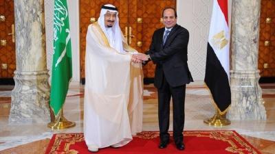 تقارير إعلامية: اجتماع ثلاثي بين السيسي والملك سلمان وولي عهد أبو ظبي