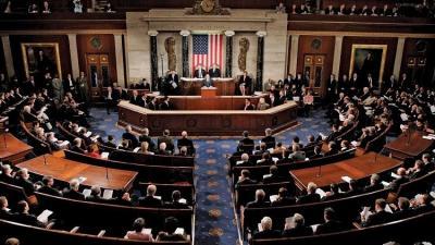 الكونغرس الأمريكي يمدد العقوبات على إيران لعشرة أعوام