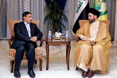 """وفد من الحوثيين يزور بغداد سرّاً ويلتقي قادة """"الحشد الشعبي"""" ( تفاصيل)"""